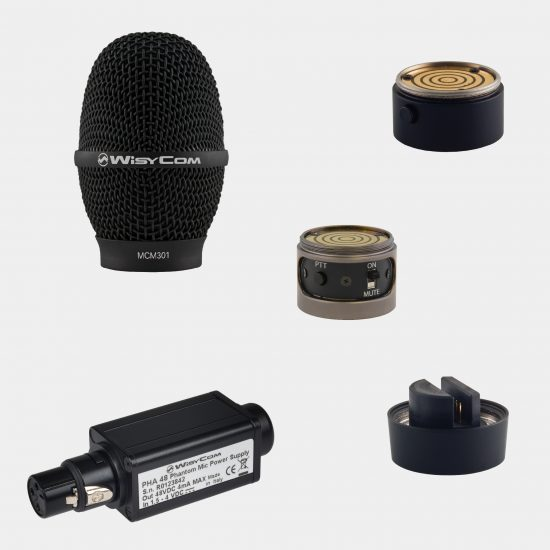 Microphone Adapters