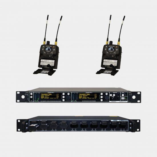 UHF IEM Systems