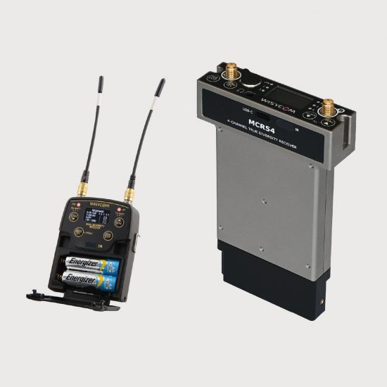 Broadcast, ENG, Film Receivers
